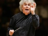 Sir Simon Rattle Berliner Philharmoniker