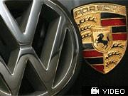 Volkswagen, Porsche, Foto: ddp