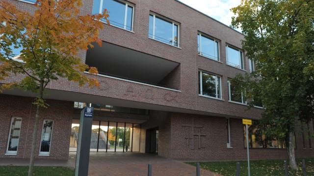 Lukas-Schule in München, 2012