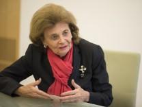 Charlotte Knobloch 80. Geburstag Judentum