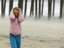 Sturm Sandy USA