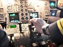 Nervengift, Flugzeug, Cockpit, Pilot