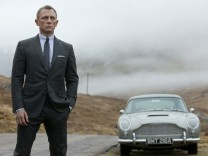 "Daniel Craig als James Bond in ""Skyfall"""