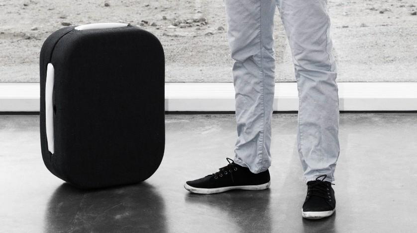 Reise-Gadgets Koffer Luftverkehr