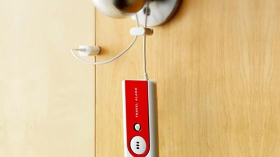 Reise-Gadgets Türgriff Alarmsignal