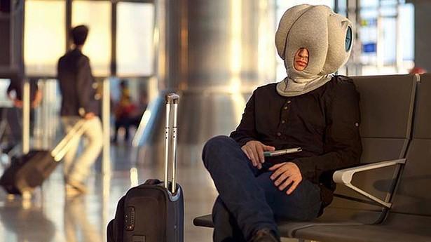 Reise-Gadgets Reisende Schlafen Kopfkissen
