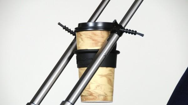 Reise-Gadgets Koffer Cupholder Kaffeebecher