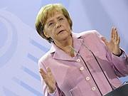 dpa,Angela Merkel, Länder, Steuern, Bundesrat, Carstensen