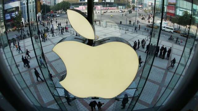FILE - Apple Misses Wall Street Expectations Apple's Biggest Flagship Store In Asia Opens In Beijing