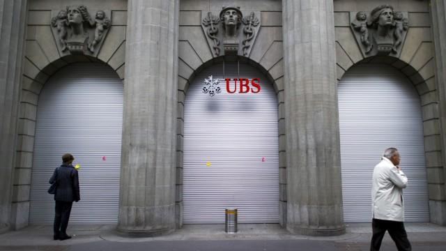UBS Schweizer Großbank