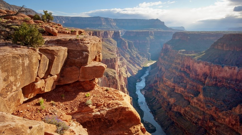 Grand Canyon in den USA