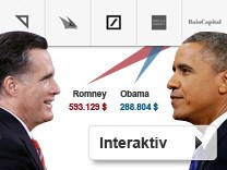 Wahlspenden Obama Romney Interaktiv Teaser