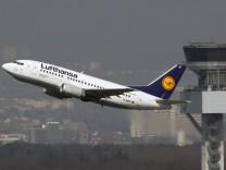 Lufthansa veroeffentlicht Quartalszahlen