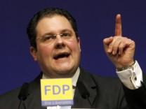 FDP-Generalsekretär Döring