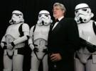 George Lucas mit Stormtroopern: Disney kauft die Produktionsfirma Lucasfilm