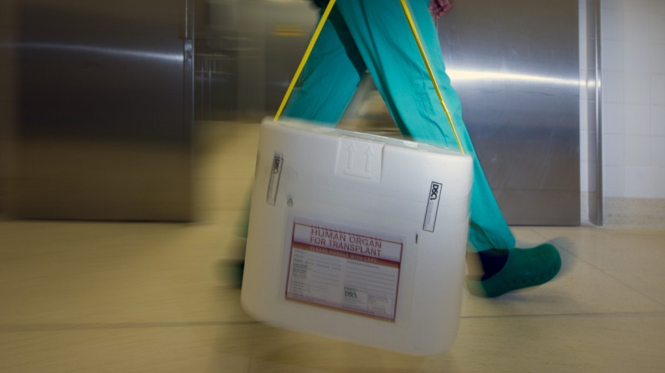 Organspende: Transplantationsgesetz
