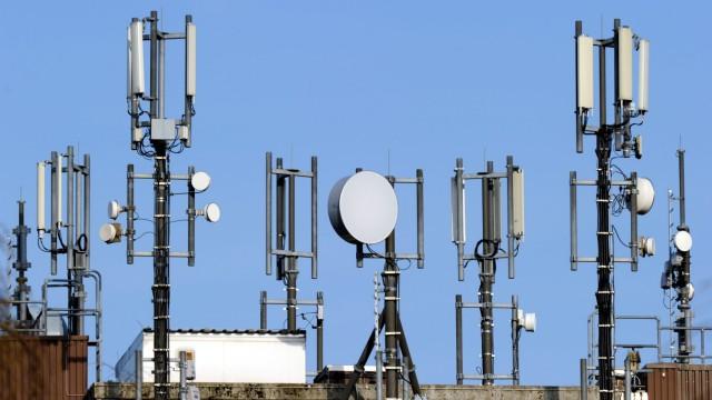 UMTS Mobilfunk-Antennen