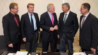Pressegespräch 'Berliner Kreis' der CDU