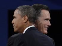 US-Präsidentenwahl 2012
