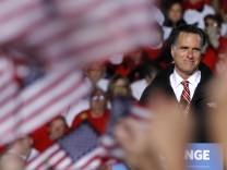 Mitt Romney Ohio, US-Wahl, Wahlkampf