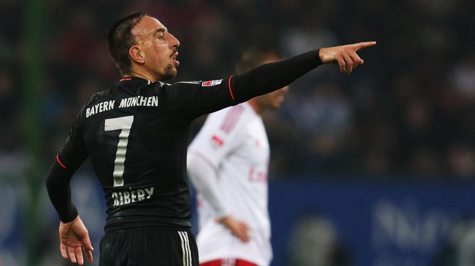 FC Bayern Ribéry