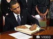Barack Obama Friedensnobelpreis Nobelpreis US Präsident Afghanistan Krieg Frieden Reuters
