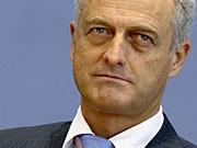 Peter Ramsauer Aufbau West Bundesverkehrsminister CSU ddp