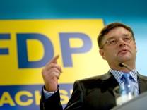 Landesparteitag der FDP Sachsen