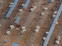 China interessiert sich für Desertec