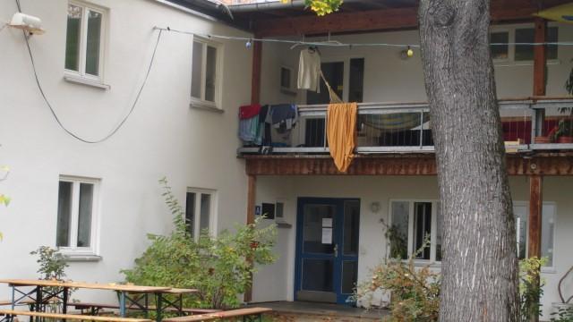 Studenten Studenten-Wohnheim in München