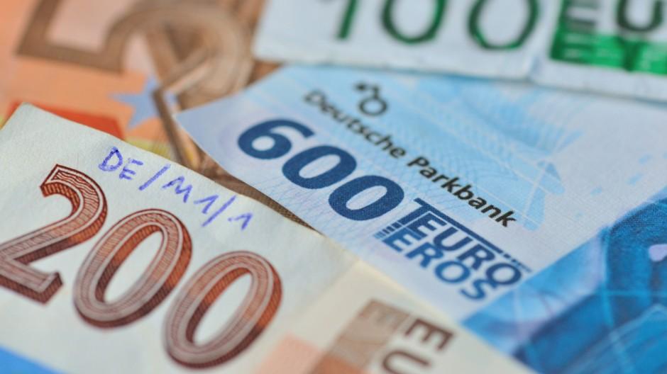 Zweite Generation der Euro-Scheine kommt