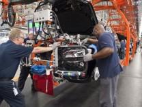 US-Automarkt, Autobauer, Hersteller, Sandy, Hurrikan, Fisker, Absatz