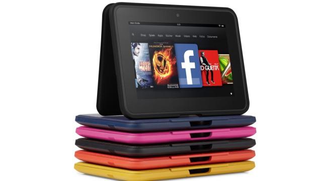 Kindle Fire HD von Amazon im Test