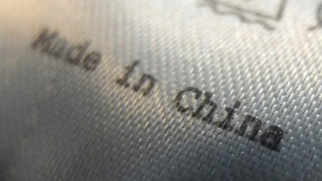 China Billiglohn Textilbranche Takko