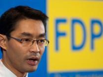 FDP-Präsidiumssitzung