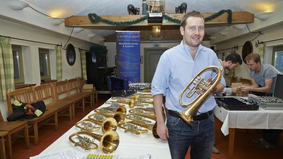 Hans Krinner Instrumente
