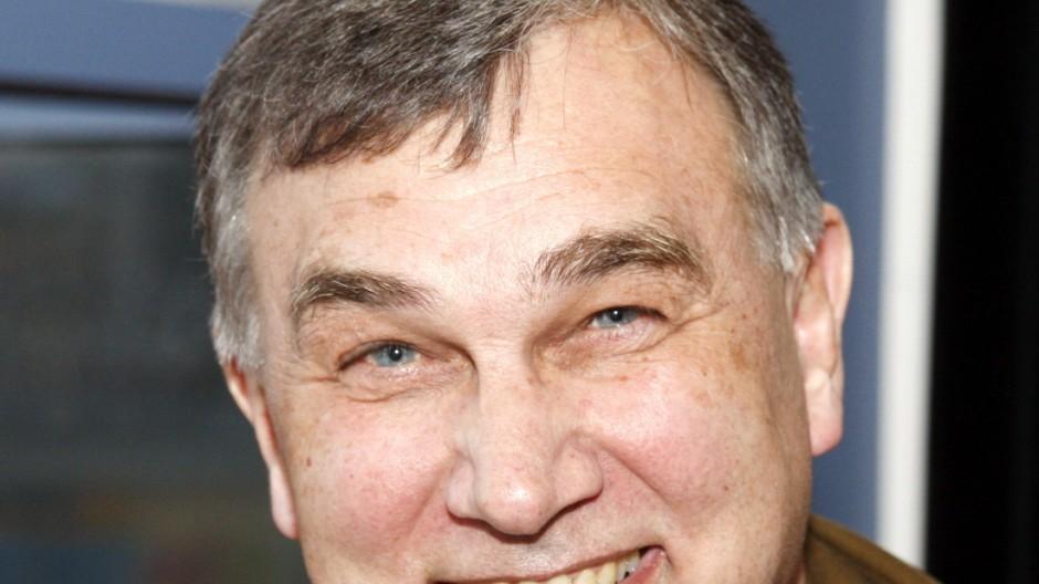 Reiner Berchtold Bürgermeister-Frage in Geretsried