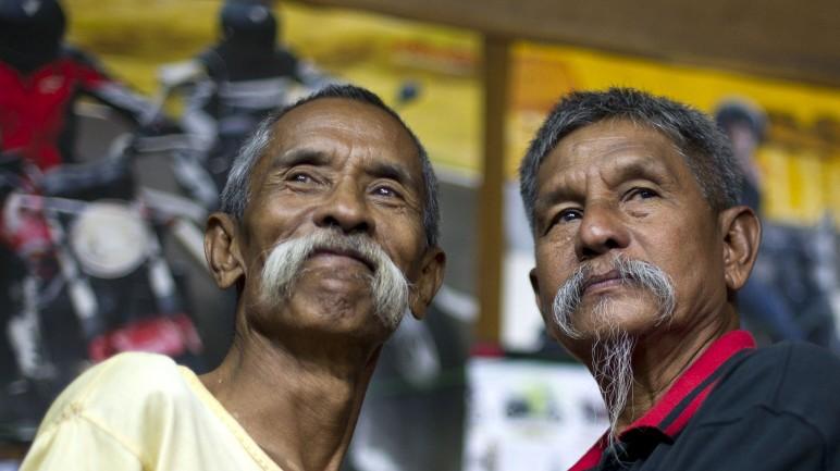 "Rebellion ""Moustache Brothers"" in Myanmar"