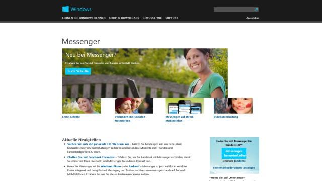 Microsoft Ersatz durch Skype