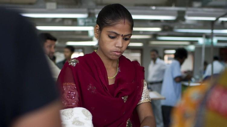 Indien Textilindustrie Sklaverei