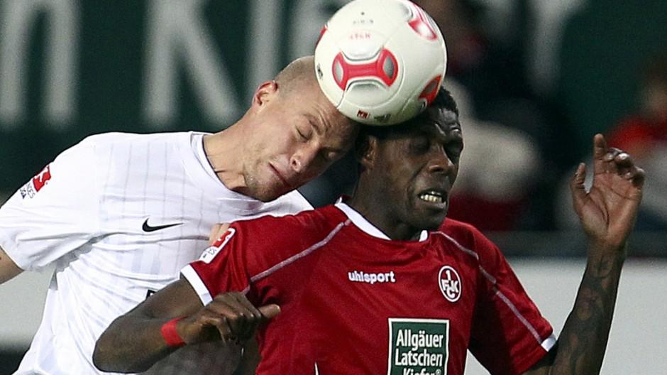 Kaiserslautern Aue 2.Bundesliga Fußball
