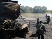 """Militärisch nicht angemessen"""": Bei dem Luftschlag bei Kundus starben bis zu 142 Menschen, zahlreiche Personen wurden verletzt; ddp"""