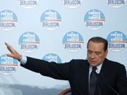 Silvio Berlusconi; Reuters