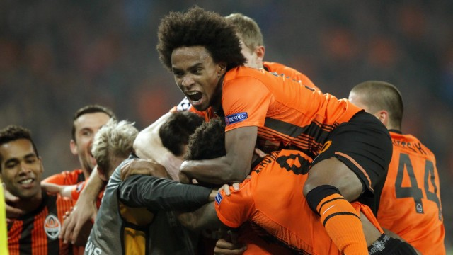 Shakhtar Donetsk vs Chelsea FC