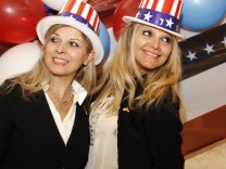 Amerikahaus Wahlparty