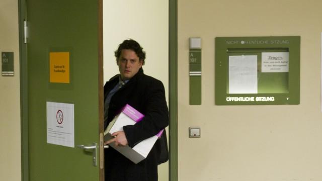 Prozess gegen Dachauer Todesschuetzen