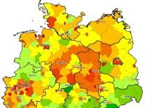 Schuldner Atlas 2012