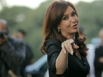 To match Newsmaker ARGENTINA-PRESIDENT/