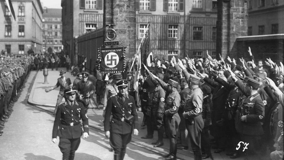 Drittes Reich Polizei im Nationalsozialismus