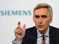 Siemens Sparkurs Löscher